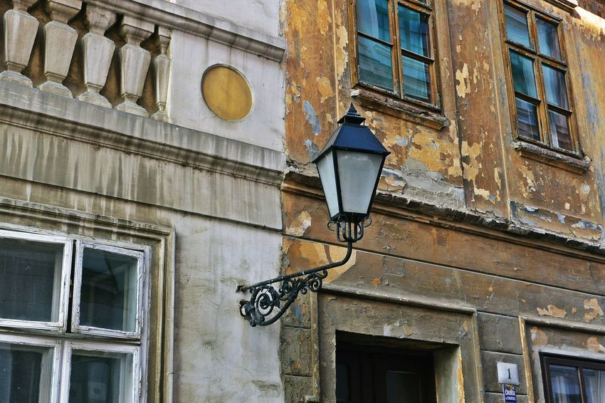 Architecture Brown Building Croatia Façade House Lamp Old Building  Osijek