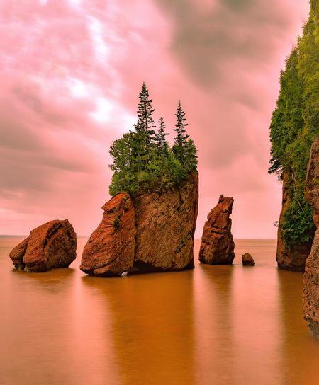 Fundy Bay, New