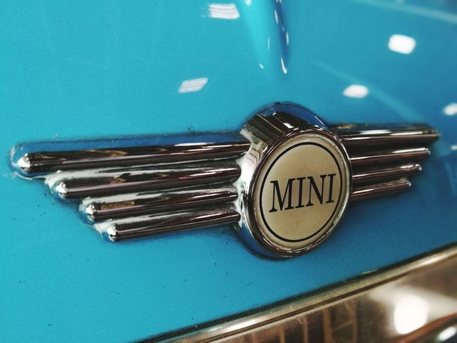 CAR LOGO 39 Metal No People Close-up Communication Indoors  Day Clock Car Logos Car Logo Mini Love To Take Photos ❤