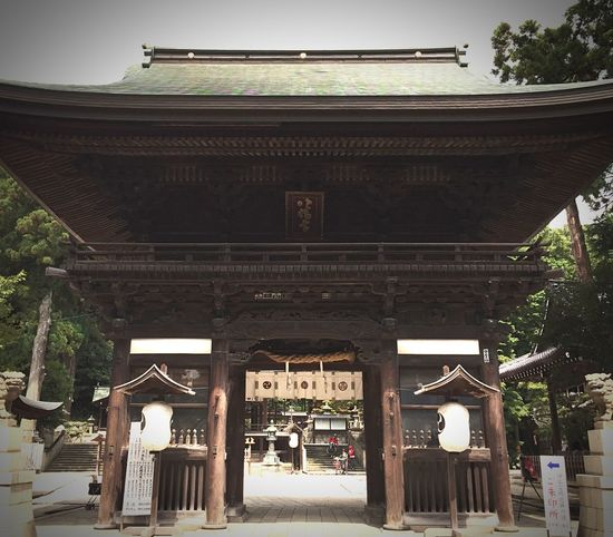 神社 門 Shrine Gate