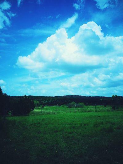 Texas Skies GodsOwnCountry Beautiful Nature