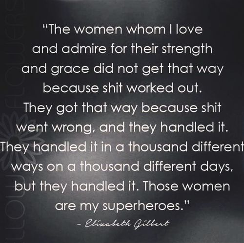 We all have our stories. We all have been there. This is for every woman that got back up when life knocked her down. Women Strength Strength And Mind Set Life Dont Want To Get Up Get Up Knocked Down Courage Choices ShitHappens