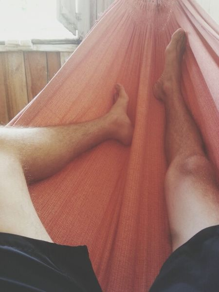 Rede Relaxing My Legs