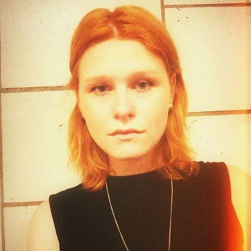 Wasted youth Stuggistuttgart Stuggi Stuttgart Berlin selfie wsted fashion Hipstermaedchen hipster blackdress ginger redhair