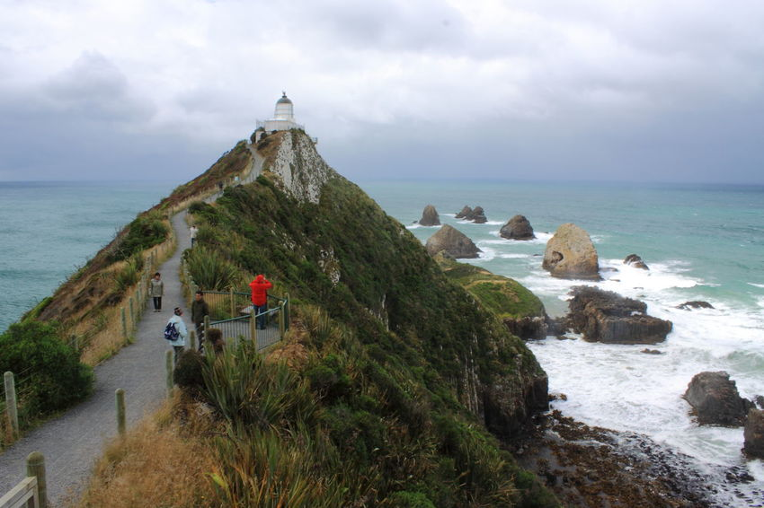Lost In The Landscape Nugget Point Lighthouse
