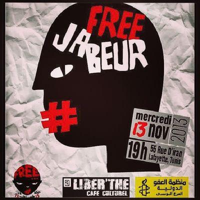 Projection d'un documentaire sur FreeJabeur suivi d'yn debat ouvert demain 19h café Liber'thé - Lafayette