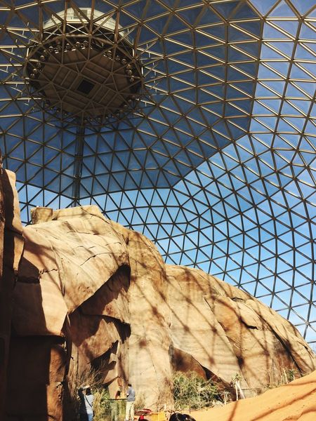 Architecture Built Structure Sky Low Angle View Travel Destinations City Building Exterior Day No People Outdoors Henry Doorly Zoo Omaha, Nebraska
