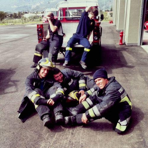 Volunteer 115 VigiliDelFuoco Pompiers Pompiere