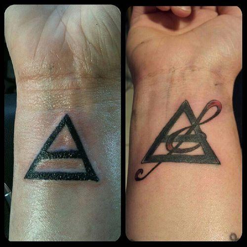 tattoo recover 2 Marstattoo Triadalert @jaredleto @shannonleto @tomofromearth @30secondstomars