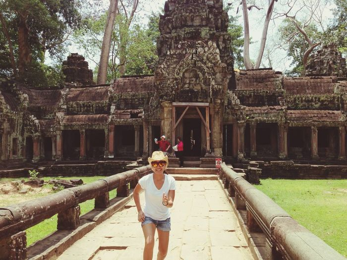 Temple Run 2 Angkor Wat Temple Run Run - loving everything about this place.... Good food, lovely place, awesome people!