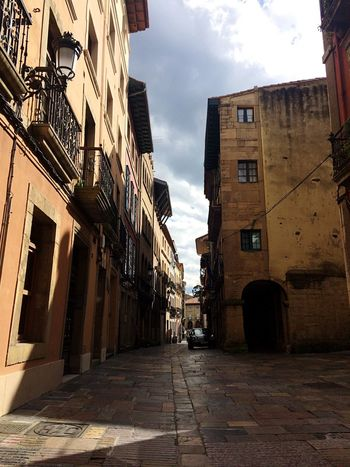 Aviles Asturias Spain Building Exterior Architecture Built Structure City Architecture No People Tranquil Scene Tranquility