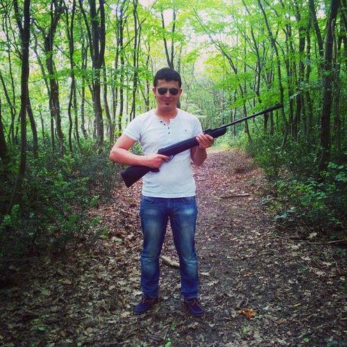 Av Imrahor Orman Tree green tüfek orman serüven