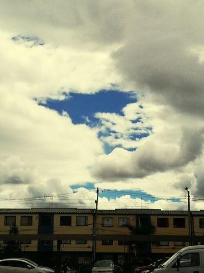 Cloud - Sky Sweets Home Bogotá