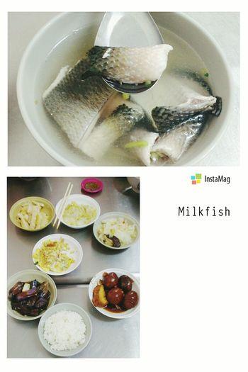 超嫩的虱目魚皮湯~ Milkfish Anping Tainan Taiwan 王氏魚皮 安平區 台南市 台灣