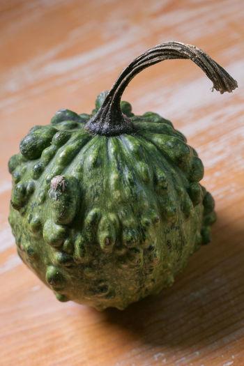 Close-up of pumpkin