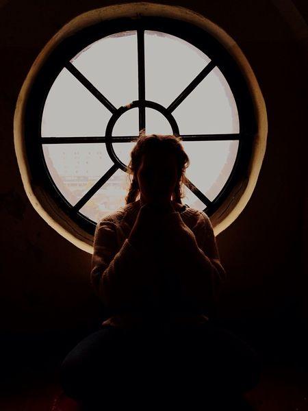 Borkum Islandgirl Leuchtturm Window Fenster EyeEmNewHere Art Is Everywhere
