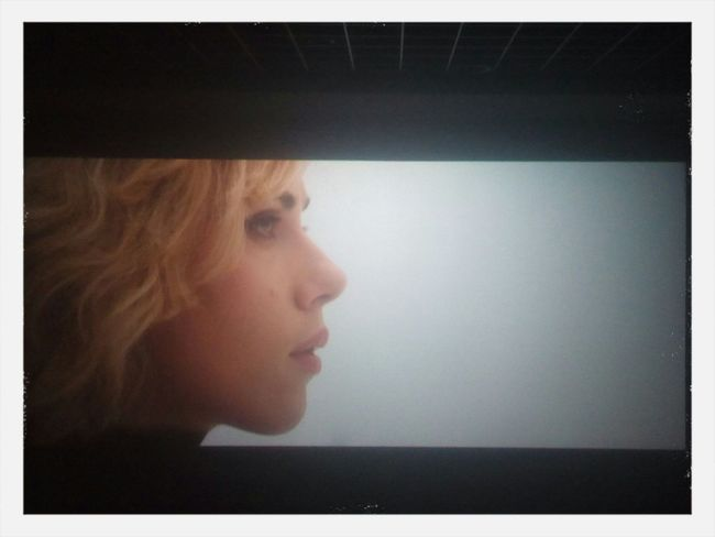 Scarlett Johansson Cinema