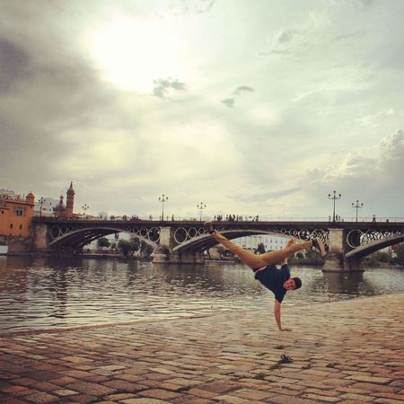 Traveling Capoeira Time Sevilla Spain Stories From The City