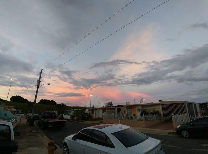 Cloud - Sky Sunset Vega Baja Puerto Rico Audi The Week On EyeEm