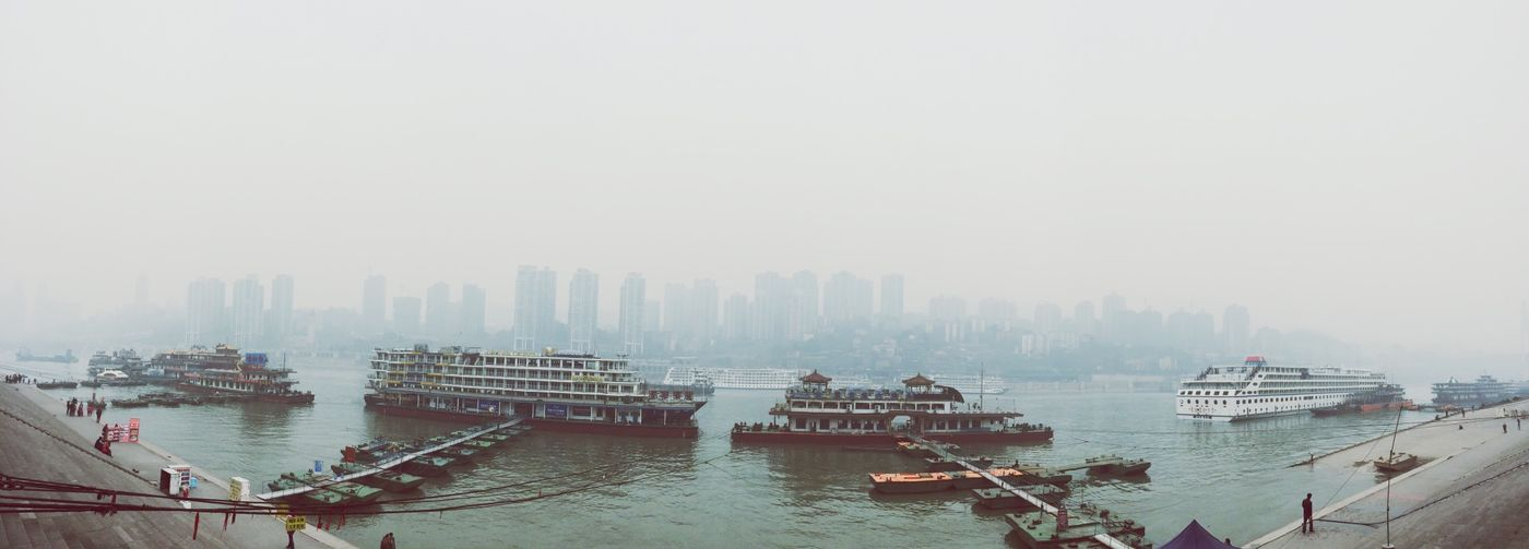 Boat Ride Check This Out Hello World Chongqing