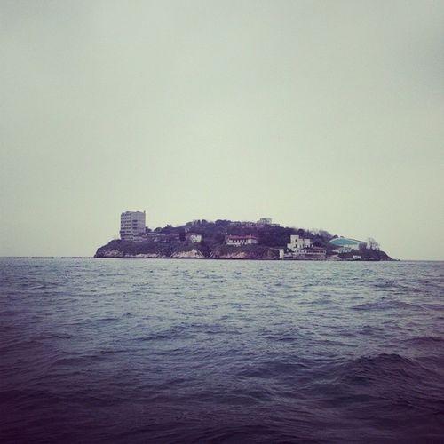 Yassiada Ada Idam Marmara instaturkey istanbul sea sahil seaman hayat deniz objektifimden line