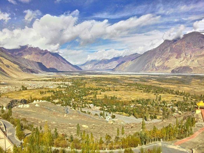 Beautiful Nature scenery landscape Taking Photos Enjoying Life Hello World Nubra Valley India 43 Golden Moments