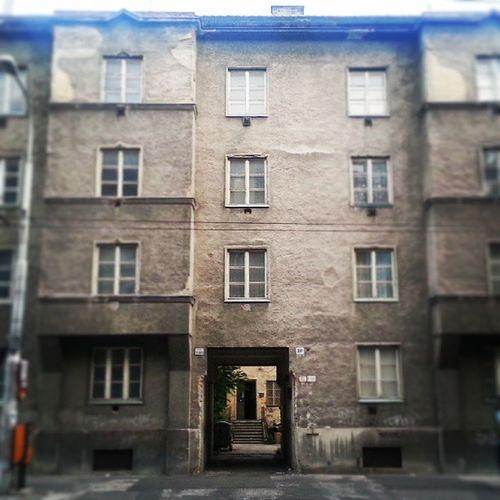 Old Building Townhouse on Zahradnicka Bratislava Slovakia The Changing City
