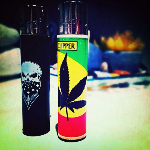Lighters Weed Skull Taking Photos