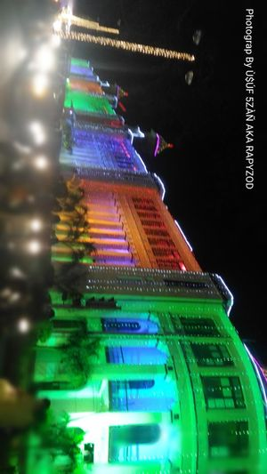 Yo Towers Building City Mysore, India Multi Colored