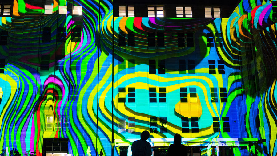 Festival Of Lights Magic Wall Projection Vivid Festival Vivid Festival Sydney VIVID Sydney Vivid Sydney 2017 VIVID Sydney2016 EyeEmNewHere The Street Photographer - 2018 EyeEm Awards #urbanana: The Urban Playground