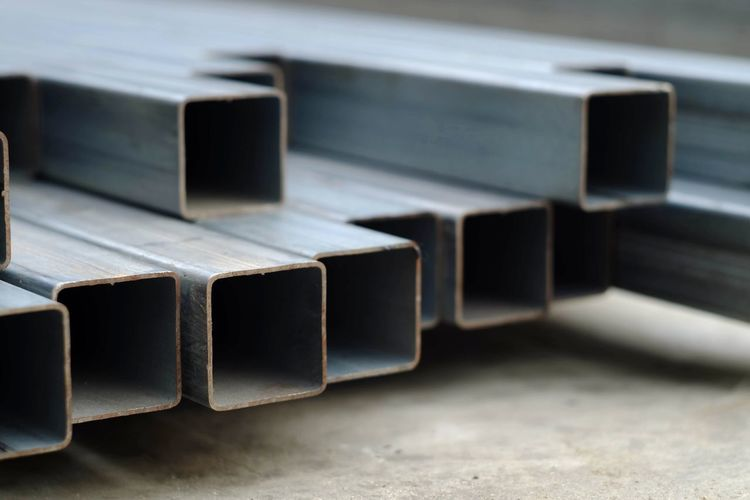Square steel tube for industry House Iron Architecture Work Stack Hole Engineering Industrial Rod Steel Metal Home Structure Construction Industry Fix  Supply Building Infrastructure Equipment Hard Business Factory Technology Job