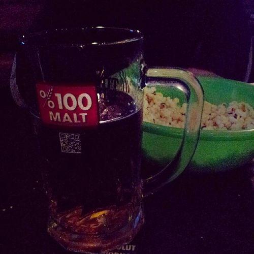 Birada Instagram Instagood Instamood instagramturkey tuborg malt tuborg popcorn