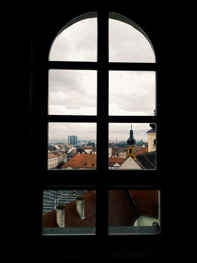 Window Architecture City Oldcity Hermanstadt Travelling Landscape Citylife Sibiu Transilvania Romania Roots