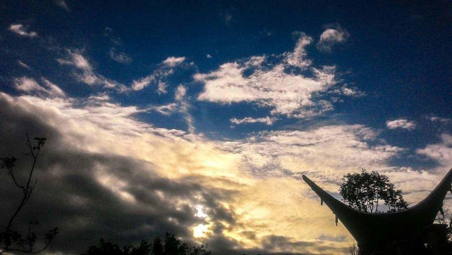 INDONESIA Toraja Sky Cloud - Sky