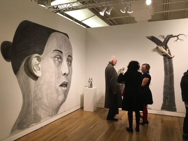 Artworld Pulse Artfair NYC