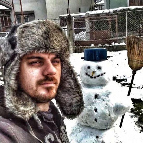 Snow ❄ Snowman⛄ Snow Day Snowmacedonia