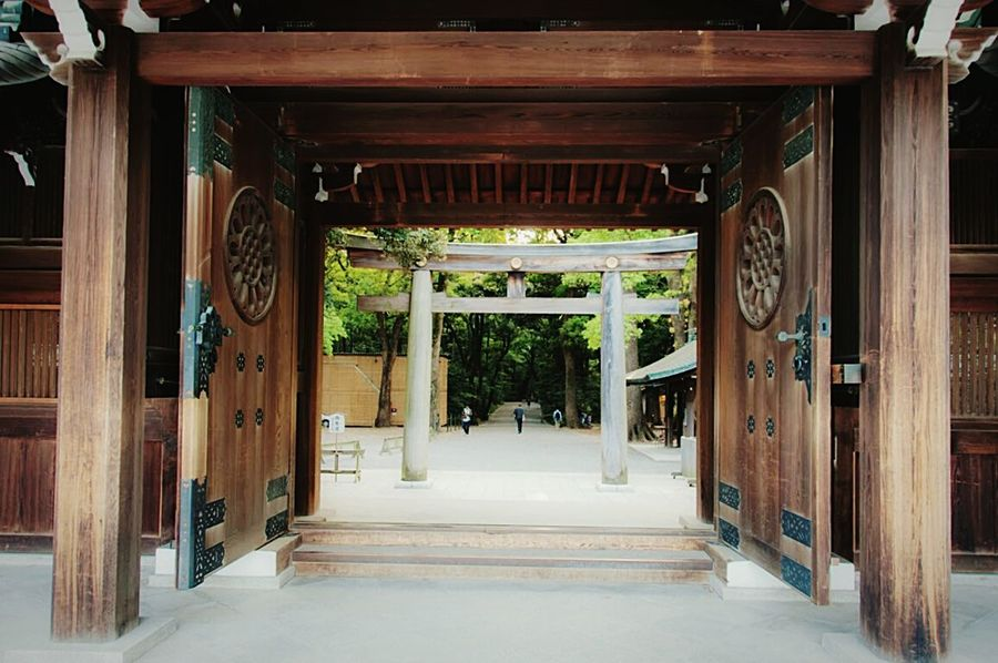 There is always beginning, and getting first step may lead to another (Tori) gate Traveling Home For The Holidays Entrance New Beginning Travel Destinations Architecture Tranquility Japan Mori Tokyo Inception Travel Built Structure History