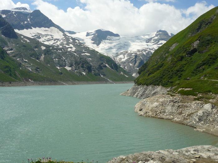 Beauty In Nature Kaprun Reservoir Kaprun, Austria Landscape Mountain Nature No People Water