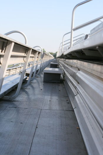 Racetrack No People No Filter No Edit Seats Stairs Race Grandstands Stands Bleachers Perspective