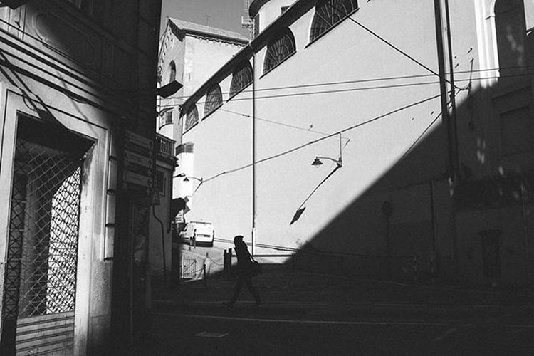 Genova - January 2016 1/6 Genova Igersgenova Street Streetphotography Travelmore Thisisitaly Exploring_the_earth  Bw Bw_photooftheday Bw_crew Streetphoto_bw Everydayeverywhere ExploreEverything Darlingmovement Minimal Minimalism Urbanpeople Urbanstrangers Urbanlife Urbanphotography Vscofilm VSCO Guardiancities Huffpostgram Cntraveler