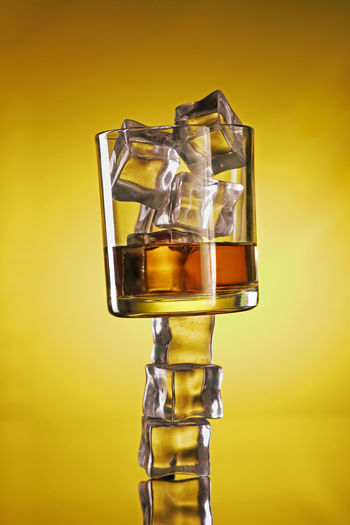 Chilled Whisky