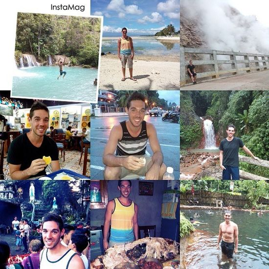 Just few of your photos Jake. I'll send your copies via email tomorrow...create your instagram account asap.. Hahahah InstaMagAndroid Wowphilippines Thephilippines Itsmorefuninthephilippines visitsiquijor2014 visayas Siquijor Dumaguete negrosoriental