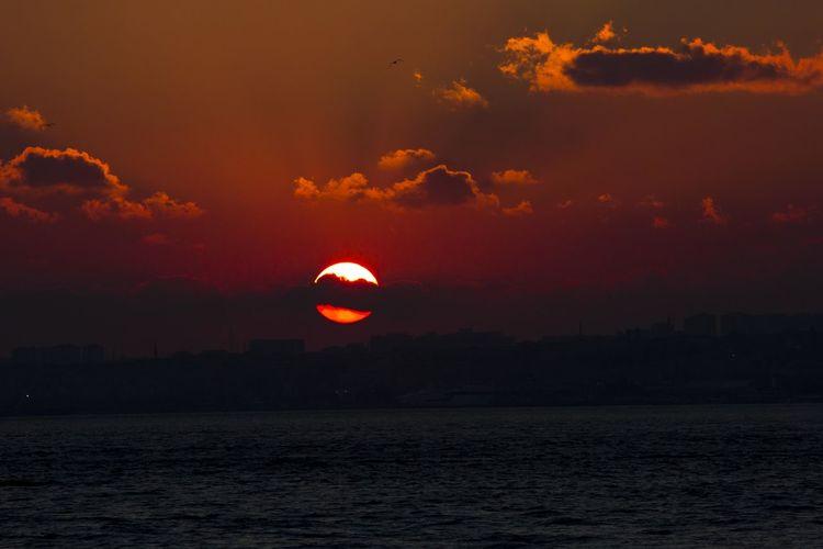 günbatımı Sky