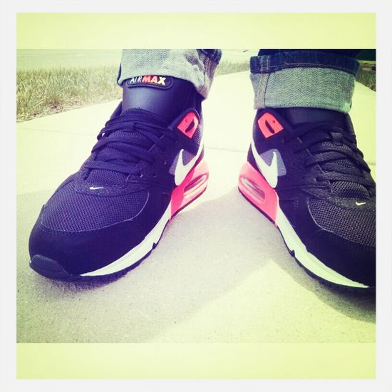 Air Maxes one of my favourite shoe styles