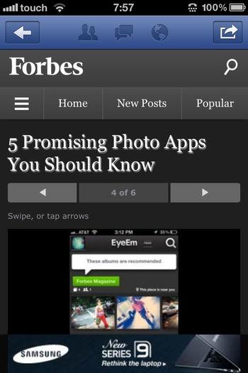 EyeEm @ Forbes