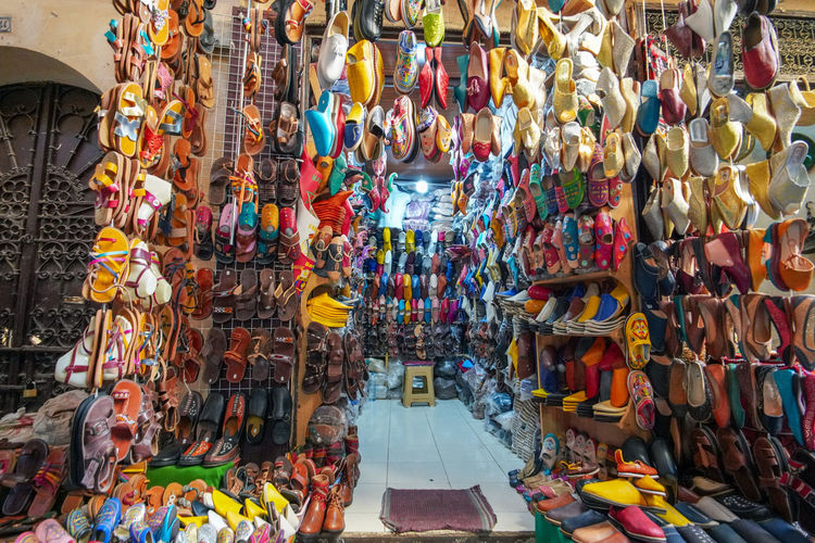 The colors Fes Morocco Medina Medina De Fez Fes Morocco Ancient Choice Variation Retail  Large Group Of Objects Multi Colored Abundance For Sale Market Arrangement Store Collection No People Creativity Small Business Business Shopping Day Market Stall Representation Hanging Sale Retail Display Outdoors Street Market