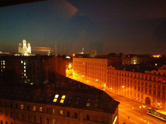 Night Nightphotography Night Lights Saint Petersburg Architecture Dark Urban Scene Building Exterior First Eyeem Photo