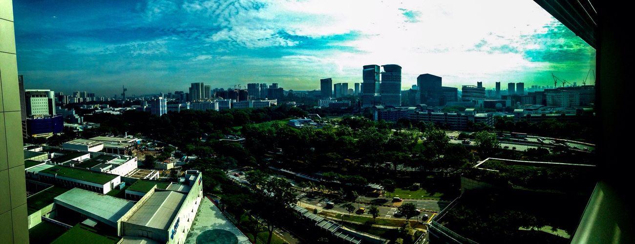 OpenEdit Singapore Iphone5C Beautiful Scenery Nuh Hospital