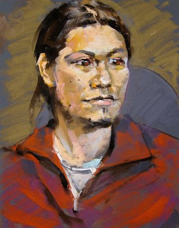 Art Drawing Portrait