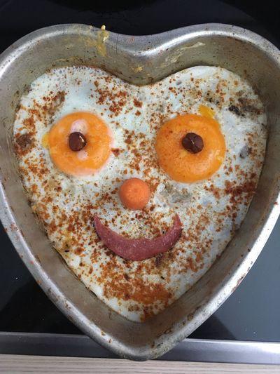 Fried egg for